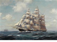 american clipper by frank vining smith