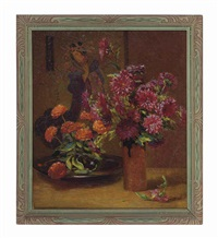 still life by henry james albright