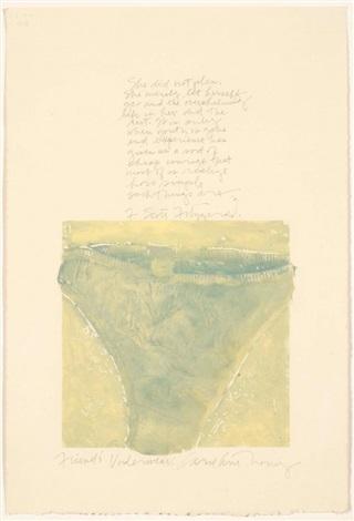 friends underwear by carol anthony
