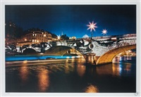 women are heroes-pont louis-philippe, paris by jr