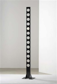 ritto floor lamp (collab/ w/ franca stagi) by cesare leonardi