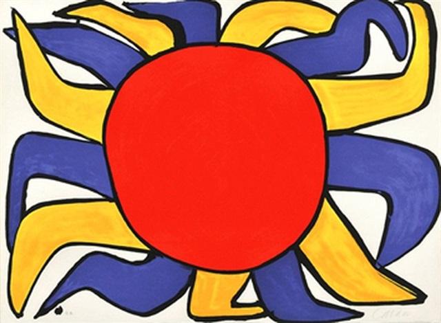 sun by alexander calder