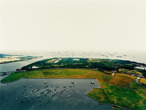 singapore i by andreas gursky