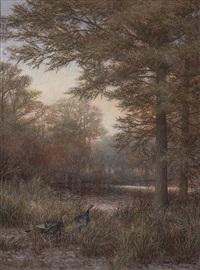 evening solitude by grant macdonald