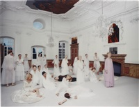 vb 51, schloss vinsebeck by vanessa beecroft