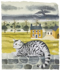 tabby by mary fedden