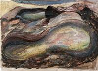 surrealist landscape by h. augustus lunn