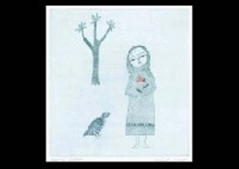 a girl and the birds 2 others 3 works by keiko minami
