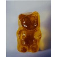 gummy bear by vik muniz