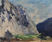 la roche de sy by elysée fabry