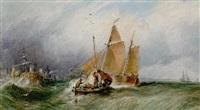 hoisting the sail by joseph clayton bentley