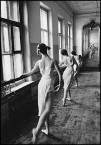 bolshoi ballet by cornell capa