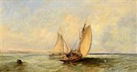 Seascape, 1864