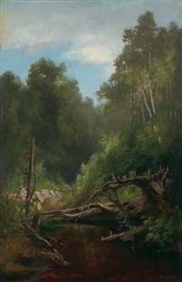 the broken bridge by edward hill