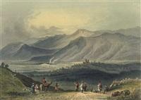 damascus by william henry bartlett