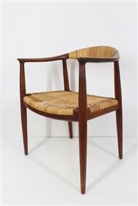 Hans J. Wegner and Johannes Hansen. Chair ... & Hans J. Wegner and Johannes Hansen | artnet