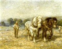 cleaning the land by harold joseph swanwick
