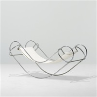 symétrique rocking chair by jean-michel sanejouand