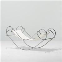 symétrique rocking chair by jean-michel sanejouand