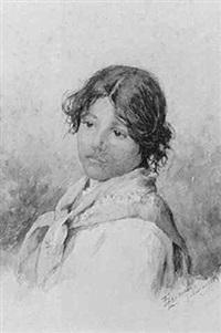 an italian girl by ernesto levorati