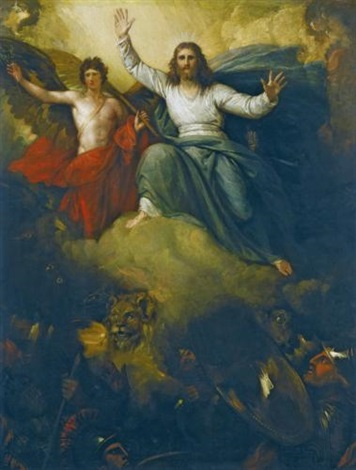 the messiah by benjamin west
