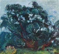 l'arbre by chaïm soutine