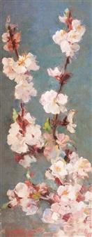 flori de măr by honorius cretulescu