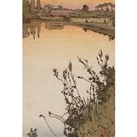 meadowsweet by frank morley fletcher