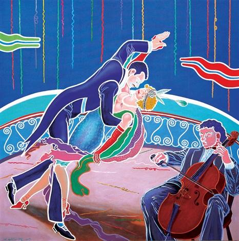 tango by mustafa altintas