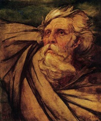 king lear in the storm by james pittendrigh macgillivray