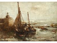 harbour view by arthur macdonald