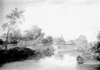 village quay by nasmyth