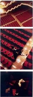 kojima hijiri wears yohji yamamoto (triptych) by izima kaoru