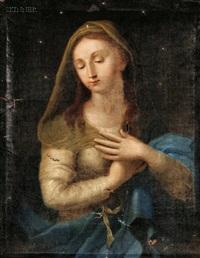 madonna by lorenzo sabatini