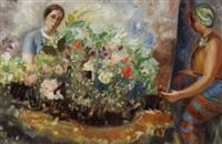 la jardinière by charles auguste humbert