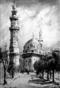 cairo by hugh freemantle
