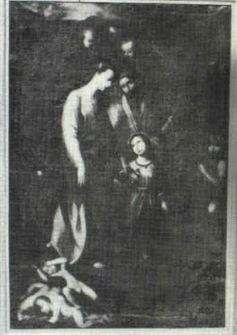 mary child by gregorio vasquez de arce y caballos