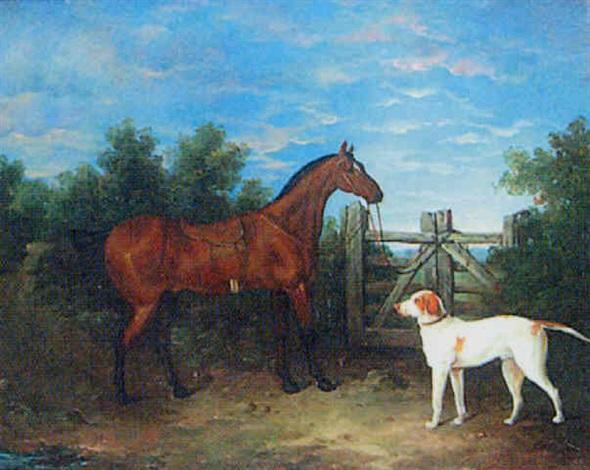 equestrian portrait by g metsu