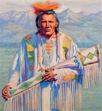 chief shortman by henry balink