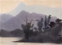 landscape by shiy de-jinn
