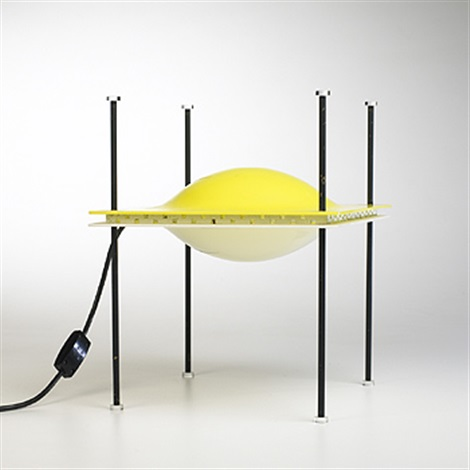 Ufo table lamp by ettore sottsass on artnet ufo table lamp by ettore sottsass mozeypictures Choice Image