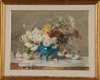 coupe de fleurs by françois rivoire