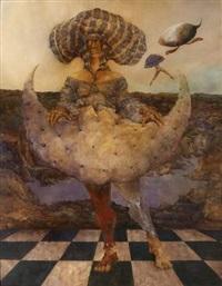 la dame du lac by marc davet