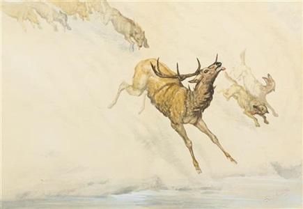 artwork by frederic remington