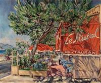 promenade mit restaurant - le mistral by jack miller