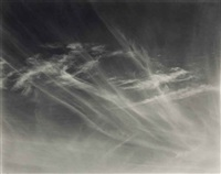 cloud by edward weston