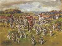 over the fence by ernest william aldworth