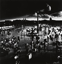place de la concorde, paris by gordon parks