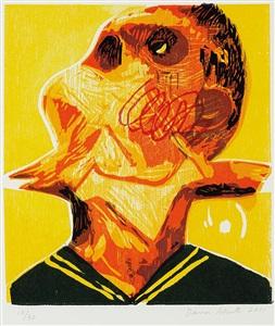 artwork by dana schutz