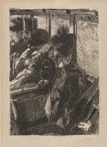 omnibus by anders zorn